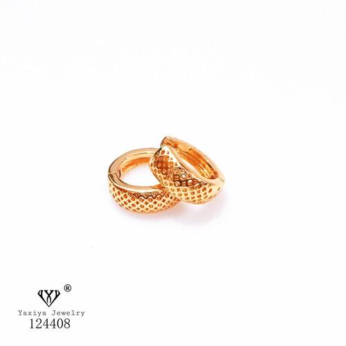Foto Produk Anting emas Permata perhiasan imitasi 18k 405 - MODEL 2 dari YAXIYA JEWELRY