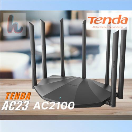 Foto Produk Tenda Router AC23 AC2100 Gigabit 2.4G 5.0GHz Dual-Band 2033Mbps dari HanDecor