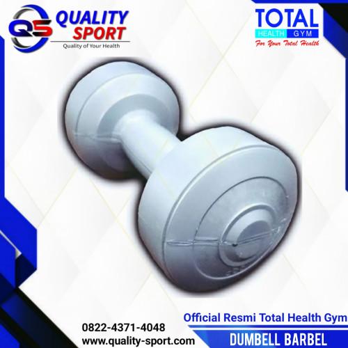 Foto Produk Dumbel / Barbel Plastik 5kg dari Quality sport