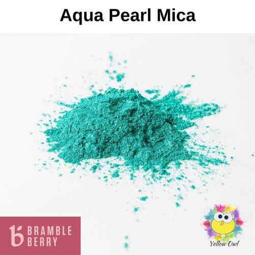 Foto Produk Aqua Pearl Mica dari Yellow Owl