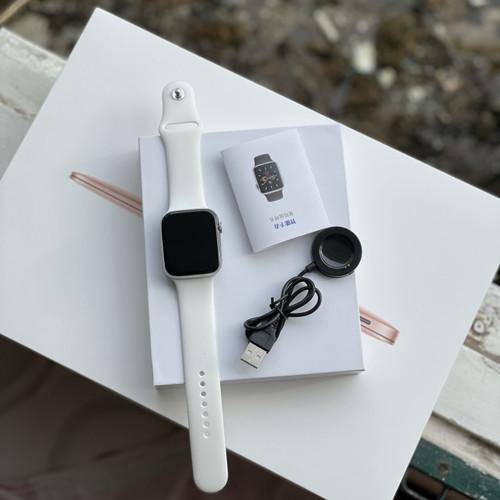 Foto Produk iWatch Smart Watch Series 5 by Pods Indonesia - Putih dari pods indonesia