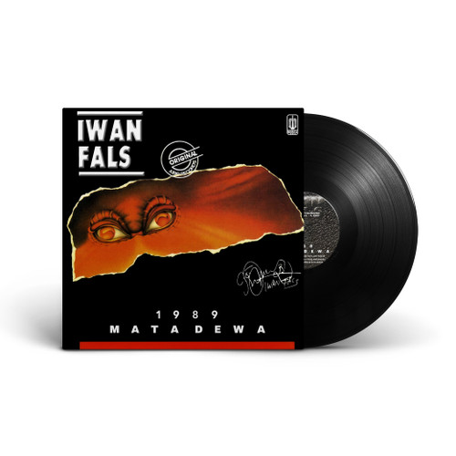 Foto Produk IWAN FALS- MATA DEWA ( PIRINGAN HITAM / VINYL ) dari Musica Studios