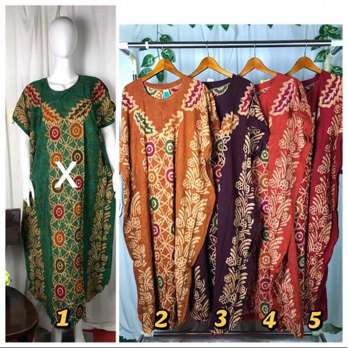 Foto Produk Daster/longdress kelelawar cap dari Batik mbak siti