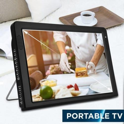 Foto Produk PORTABLE DIGITAL TV KENOWA DVB T2 WITH MONITOR 11.6 INCH MULTI INPUT dari EtalaseBelanja
