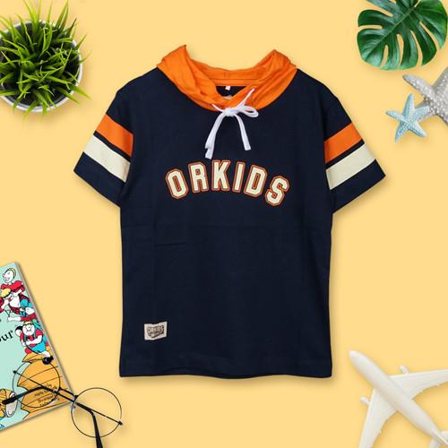 Foto Produk ORKIDS Baju Kaos Anak Spot / Navy - XS dari ORKIDS