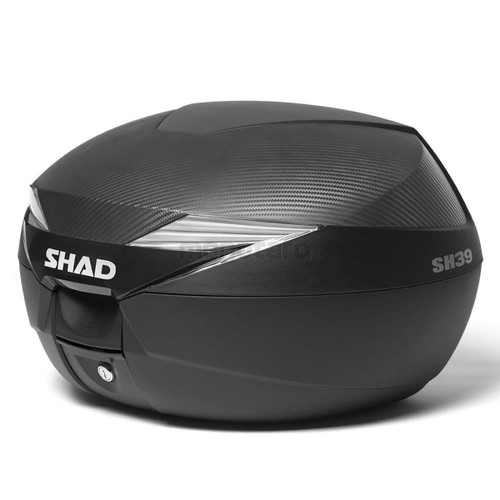 Foto Produk Box SHAD SH39 SH 39 Carbon Original dari Motochiefdotnet