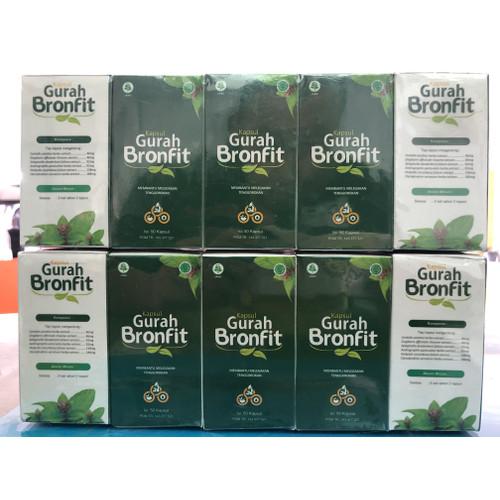 Foto Produk Kapsul Gurah Bronfit ( Herbal ) dari Victory Mulia Collections
