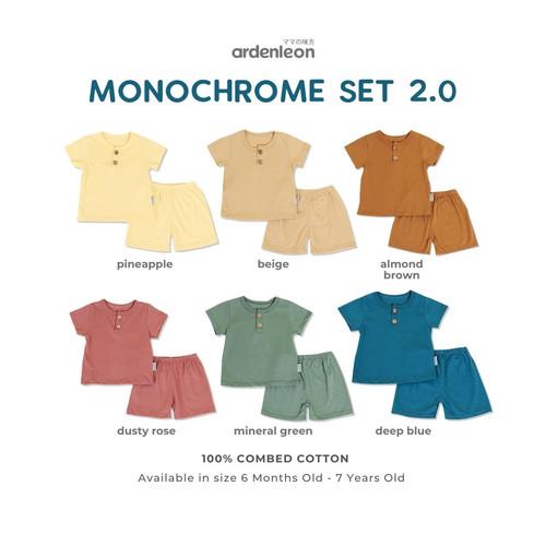 Foto Produk ARDENLEON Monochrome 2.0 - Pineapple, XL dari ARDENLEON