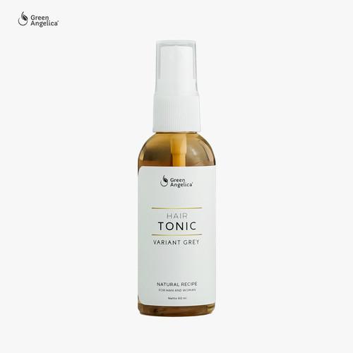 Foto Produk Green Angelica Hair Tonic Grey - Obat Penghitam Uban Rambut 60 ml dari GreenAngelica Official