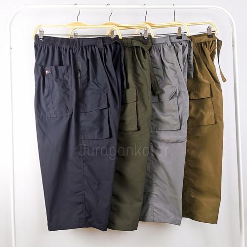 Foto Produk Celana Sirwal / Pangsi Polos Jumbo Pria Cingkrang Panjang dari JuraganKolor