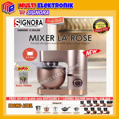 Foto Produk MIXER SIGNORA LA ROSE BONUS HADIAH KATEGORI 6 dari Multi Electronic