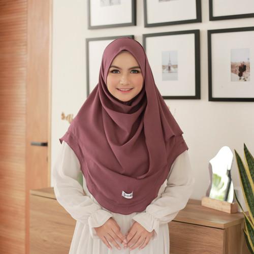 Foto Produk Hijab Ellysha JELITA STYLIST HIJAB INSTANT PURPLE dari Hijab Ellysha Official