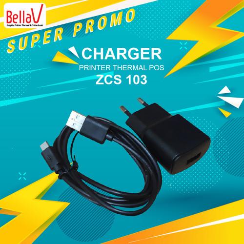 Foto Produk Charger Printer Thermal BellaV ZCS 103 & 05 dari BellaV Official