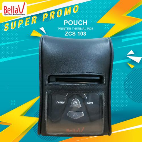 Foto Produk Pouch Exclusive printer bellaV ZCS 103&05 - Hitam dari BellaV Official
