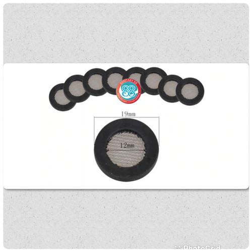 """Foto Produk Karet Seal untuk Selang Flexibel Shower 1/2"""" + saringan dari Sanitary88"""