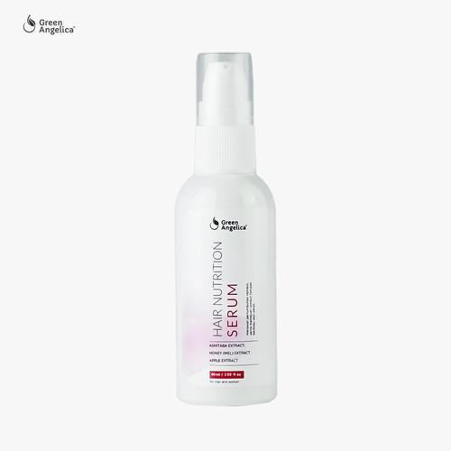 Foto Produk Green Angelica Hair Serum - Vitamin Rambut Kering dan Rontok 60ml dari GreenAngelica Official