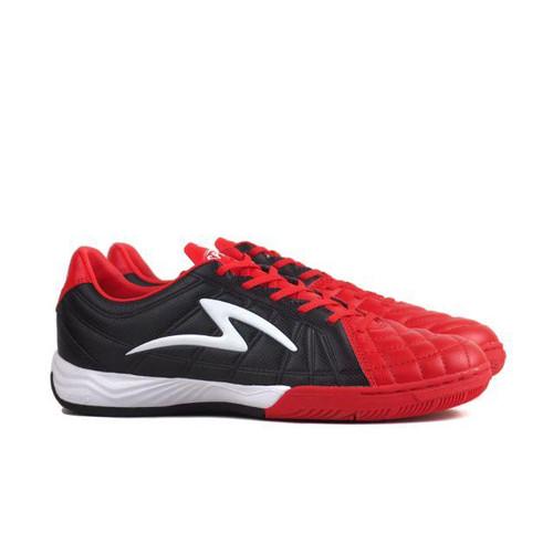 Foto Produk Sepatu Futsal Specs Metasala Nativ (White Emperor Red Black) - 39 dari sporthousestoreid