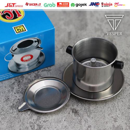 Foto Produk Vietnam drip 7Q sekrup ulir / saringan kopi tetes / coffee filter dari vesper
