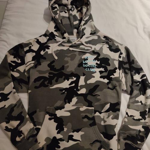Foto Produk assc hoodie camo original dari @itworks_storee
