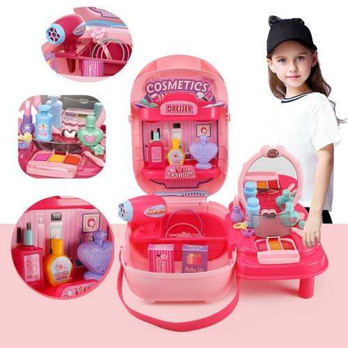 Foto Produk Mainan Alat Make Up Set Anak Koper dari EAZYTOYS