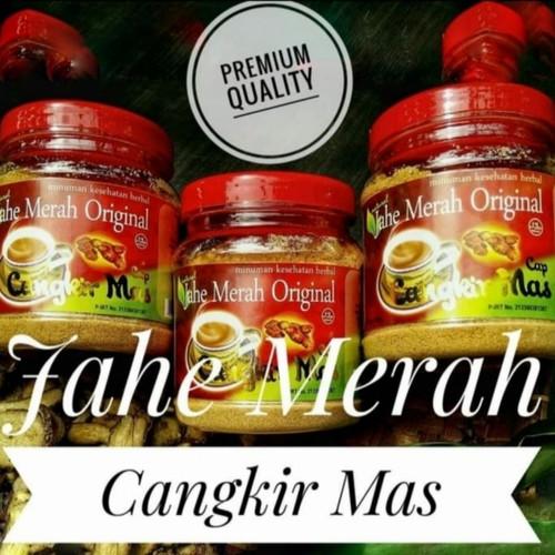 Foto Produk Jahe Merah Cap Cangkir Mas Original 330 gram dari Tk Bu Lin