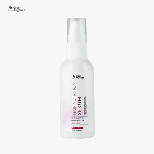 Foto Produk Vitamin Rambut Kering dan Rontok - Green Angelica Hair Serum 60ml dari GreenAngelica Official