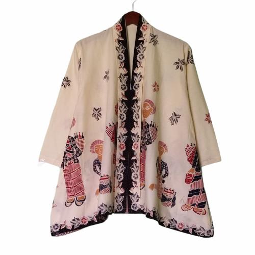 Foto Produk blouse batik jumbo big size xxxl dari Batik Sri
