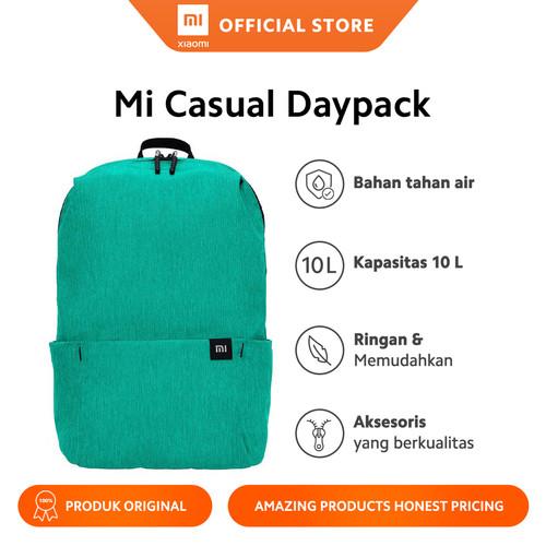 Foto Produk Xiaomi Official Tas Ransel Mi Casual Daypack 10L Backpack Tahan Air - Orange dari Xiaomi Official Store