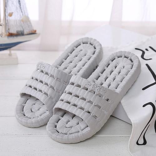 Foto Produk Sandal Indoor/Sandal Outdoor/Sandal Kamar Mandi/Sandal Anti Slip E - Abu-abu, 42-43 dari kikylabel