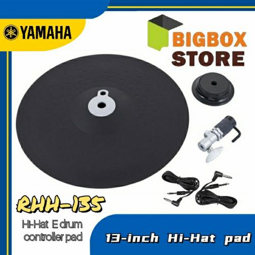 Foto Produk Cymbal Hi-Hat Yamaha RHH-135 / RHH 135 / RHH135 dari BigBox store