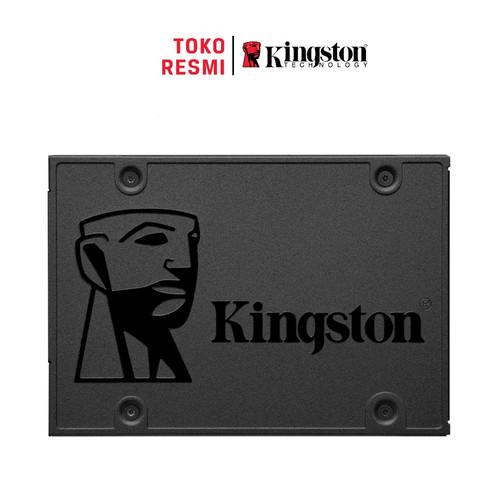 "Foto Produk Kingston A400 240GB SATA3 2.5"" SSD Internal dari Kingston Official Store"