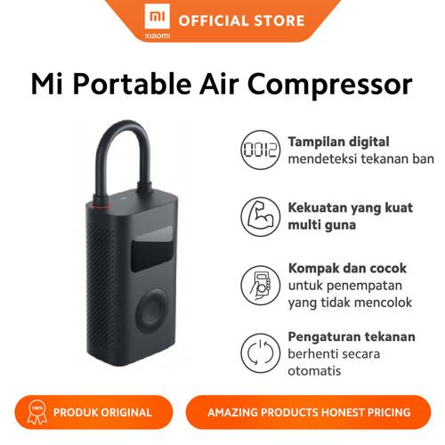 Foto Produk Mi Portable Electric Air Compressor - Garansi Official dari Xiaomi Official Store