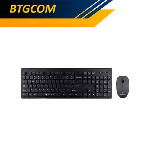 Foto Produk Micropack KM236 Wireless Combo Keyboard Mouse Bundle dari BTGCOM