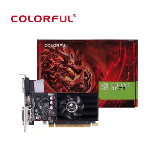 Foto Produk VGA Colorful GeForce GT 710 2GB dari Persada Computer