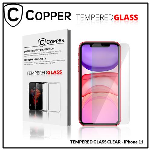 Foto Produk iPhone 11 - COPPER TEMPERED GLASS FULL CLEAR dari Copper Indonesia