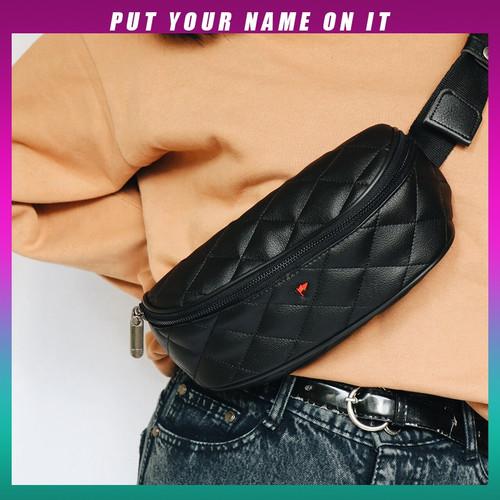 Foto Produk WAIST BAG JOGGER BAG TFG VENICE 207 BLACK dari TFG (Taylor Fine Goods)