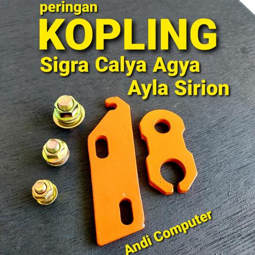 Foto Produk Pengenteng Peringan Kopling Sigra Calya Agya Ayla Besi Tebal 6mm dari Andi Computer