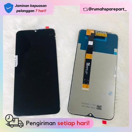 Foto Produk LCD Oppo A5s / A7 / Realme 3 / 3i Ori - Hitam dari RumahSparepart_