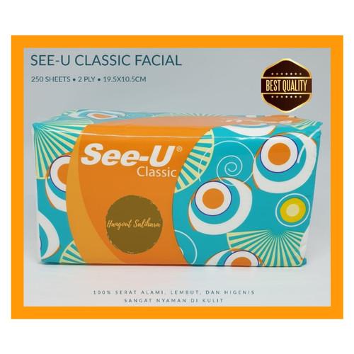 Foto Produk tissue see u 250 sheet dari hangout salihara