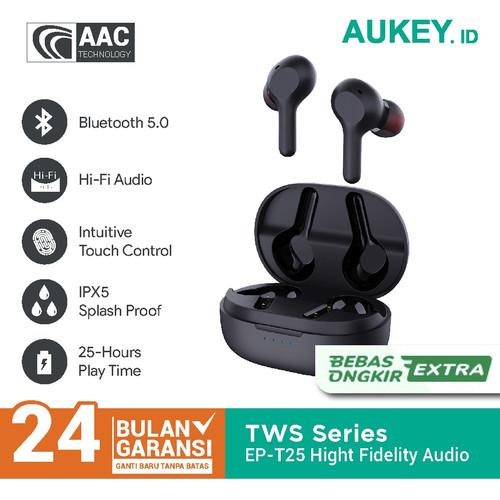 Foto Produk Aukey TWS EP-T25 High Fidelity Audio - 500538 dari AUKEY