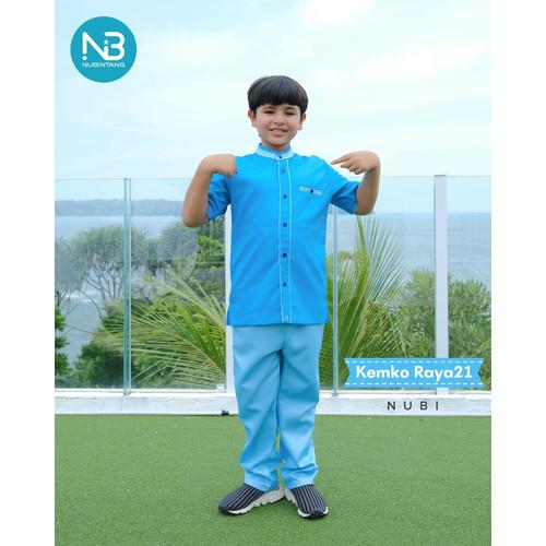 Foto Produk Koko Anak Raya21 Set Celana by Nubintang - Tosca, M dari kedai berkah