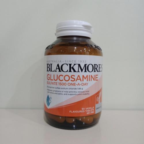 Foto Produk blackmores glucosamine sulfate 1500 mg 1500mg 90 tabs BPOM KALBE dari Hulk Supplement
