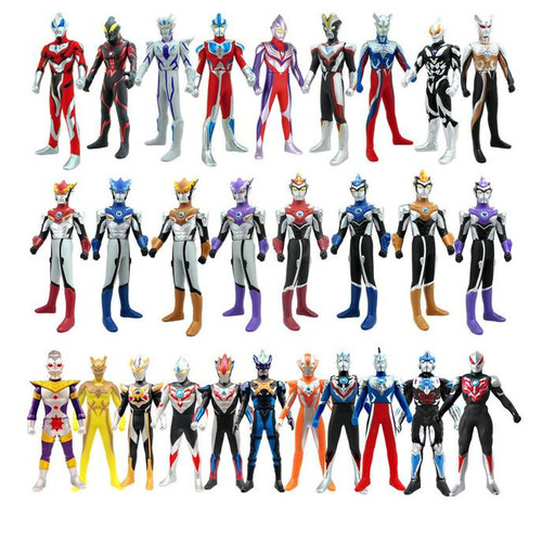 Foto Produk Ultraman Fusion Action Figure Ultraman Set 4 - Random Satuan dari Waroeng Figure