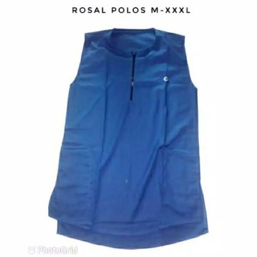 Foto Produk Rosal Rompi sholat Pria Polos M L XL - bata, XL dari griyahijabq