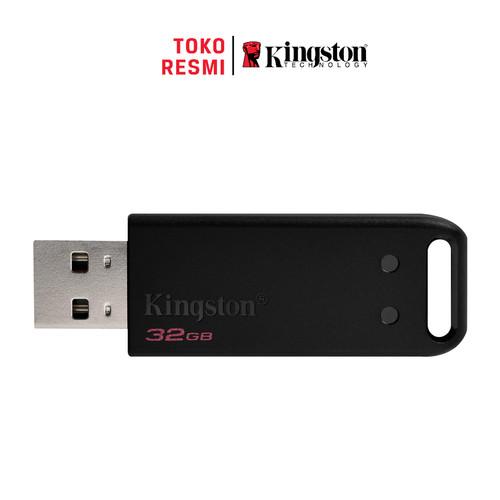 Foto Produk Kingston Flash Drive DataTraveler DT20 32GB USB 2.0 dari Kingston Official Store