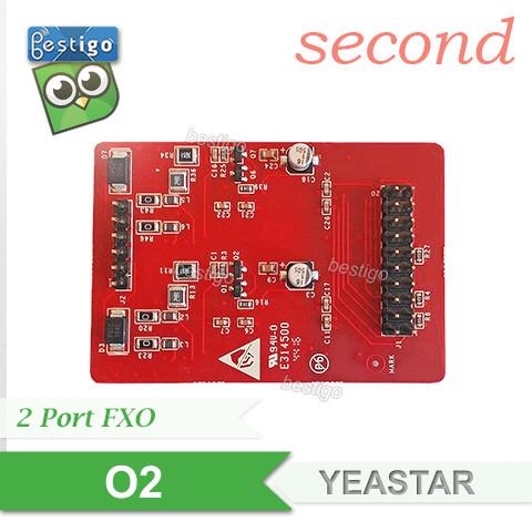 Foto Produk O2 module FXO 2 port Yeastar dari BESTIGO PABX TELEPON