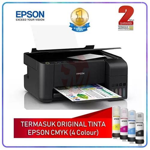 Foto Produk Printer Epson L3110 Print Scan Copy multifungsi dari Sinarmutiara Online