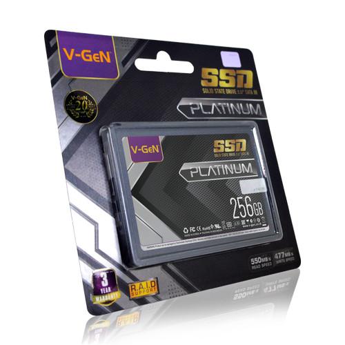 Foto Produk SSD Solid State Drive V-GeN 256GB SATA III dari V-GeN Official Store