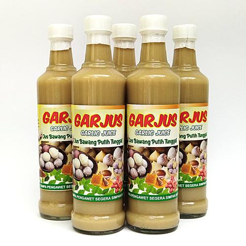 Foto Produk Garjus - Jus Herbal Ramuan Bawang Tunggal Untuk Maag, Asam Lambung - KAYU MANIS dari GARJUS HERBAL