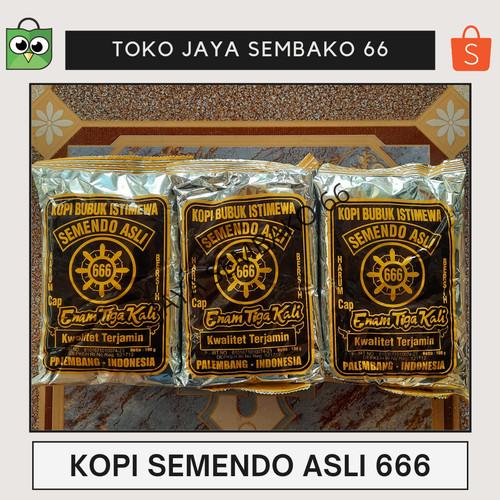Foto Produk KOPI SEMENDO 666 (190 GRAM) dari Toko Jaya Sembako 66